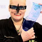 Hella von Sinnen ist Brillenträgerin des Jahres 2007