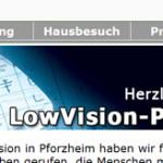 NEU: LowVision-Pforzheim.de