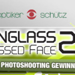 SUNGLASS DRESSED FACE 2008 – Gewinne ein Fotoshooting