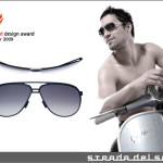 STRADA DEL SOLE – Sonnenbrillen gekürt mit Reddot Design Award