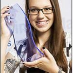 Stefanie Heinzmann ist Brillenträgerin des Jahres 2009