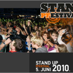Stand Up PFestival – Azad, D-Flame, Queensberry uvm auf Pforzheims Marktplatz