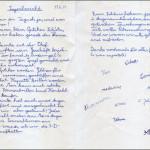 Pestalozzi Schule auf Erlebnisreise – Der Bericht