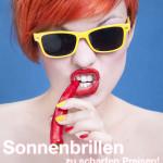 SALE – Sonnenbrillen zu scharfen Preisen!