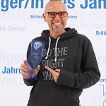 Thomas D (Fantastischen Vier) ist Brillenträger des Jahres 2012