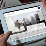 i.Demo die Brillenglasberatung mit dem iPad