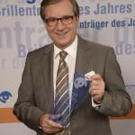 Jan Hofer ist Brillenträger des Jahres 2013